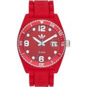 Montre Adidas Originals Rouge  Stylée Tendance ADH6152