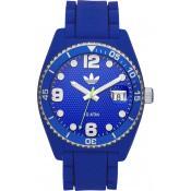 Montre Adidas Originals Bleu Blanche Élégante ADH6153