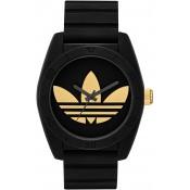 Montre Adidas Originals Noire Dorée Mode ADH2912