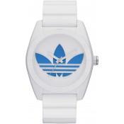 Montre Adidas Originals Blanche Bleue Mode ADH2921
