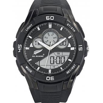 Montre ALL BLACKS 680259 - Montre Ovale Dateur Homme