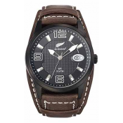 Montre ALL BLACKS 680296 - Montre Quartz Marron Homme