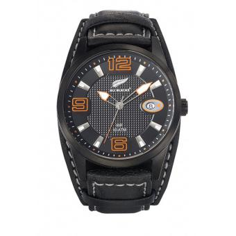 Montre ALL BLACKS 680297 - Montre Cuir Noire Homme
