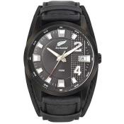 Montre All Blacks 680211 - Montre Noir Dateur Pratique Homme