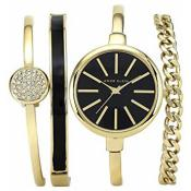Anne Klein - Montre Anne Klein AK-N1470GBST - Montre Femme - Nouvelle Collection
