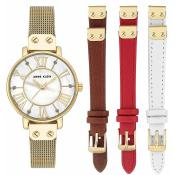Anne Klein - Montre Anne Klein AK-N3180GBST - Montre Femme - Nouvelle Collection