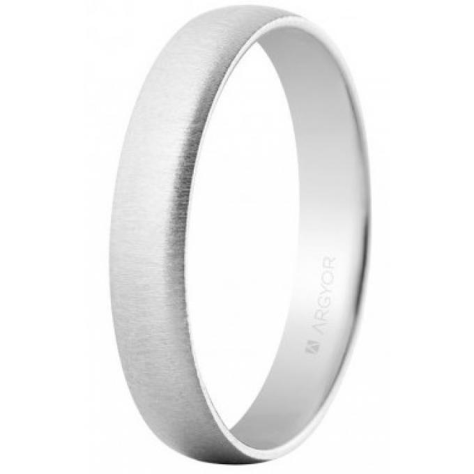 Bague Argyor 564B001T - Alliance Or Blanc / Or 750/1000 Mixte