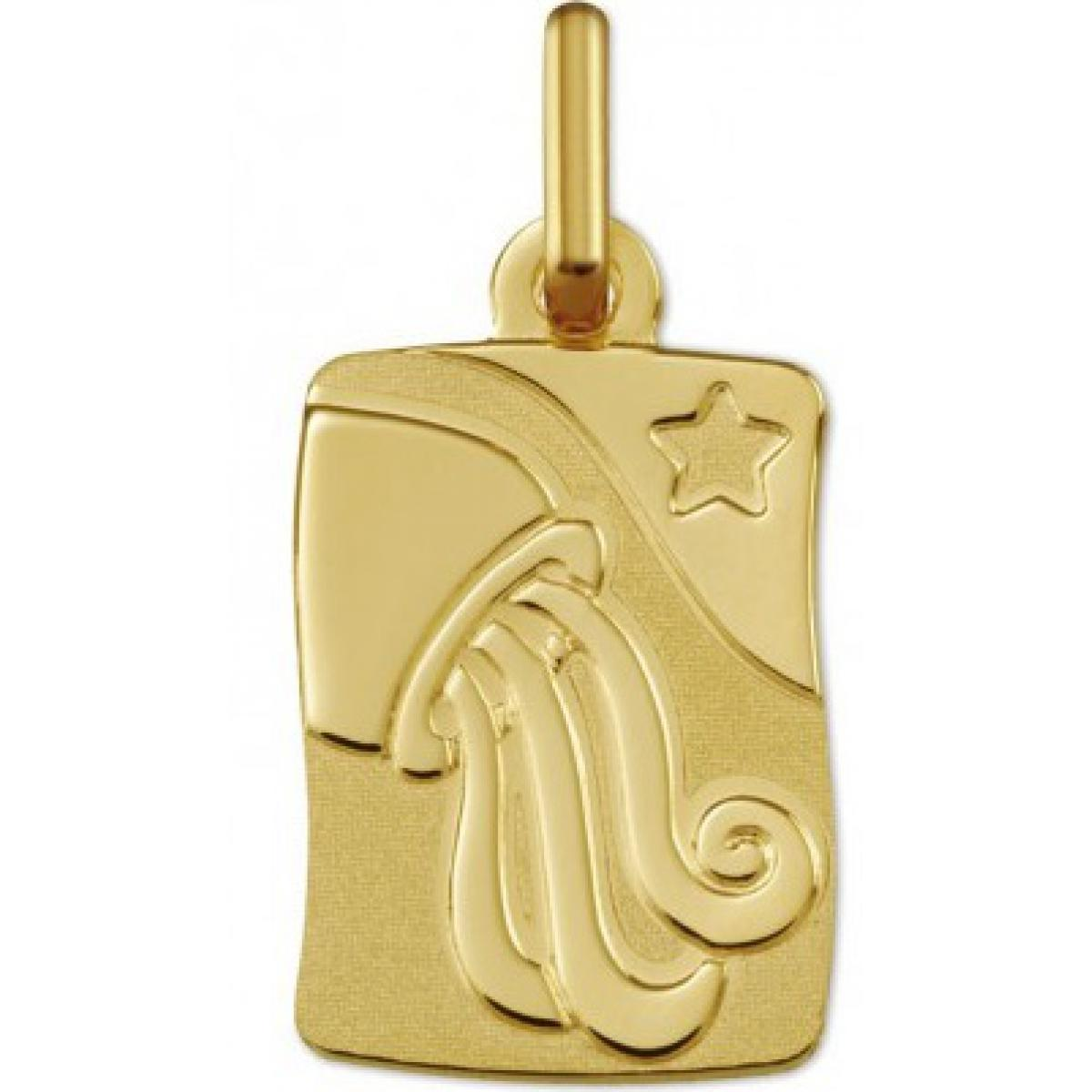 Pendentif Argyor 22200-ACU - Pendentif Or Jaune Signe du Zodiaque H.15 cm