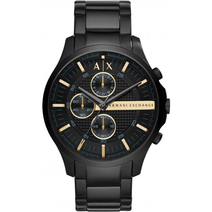 montre armani exchange ax2164 montre chronographe noire homme sur bijourama montre homme pas. Black Bedroom Furniture Sets. Home Design Ideas