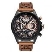 Avi-8 - Montre Avi-8 AV-4065-03 - Montre Homme Marron