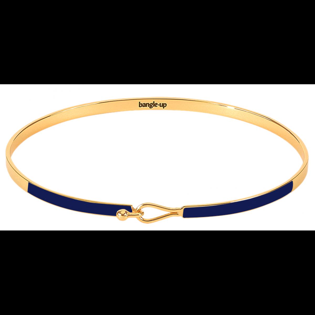 bracelet pandora cuir bleu nuit