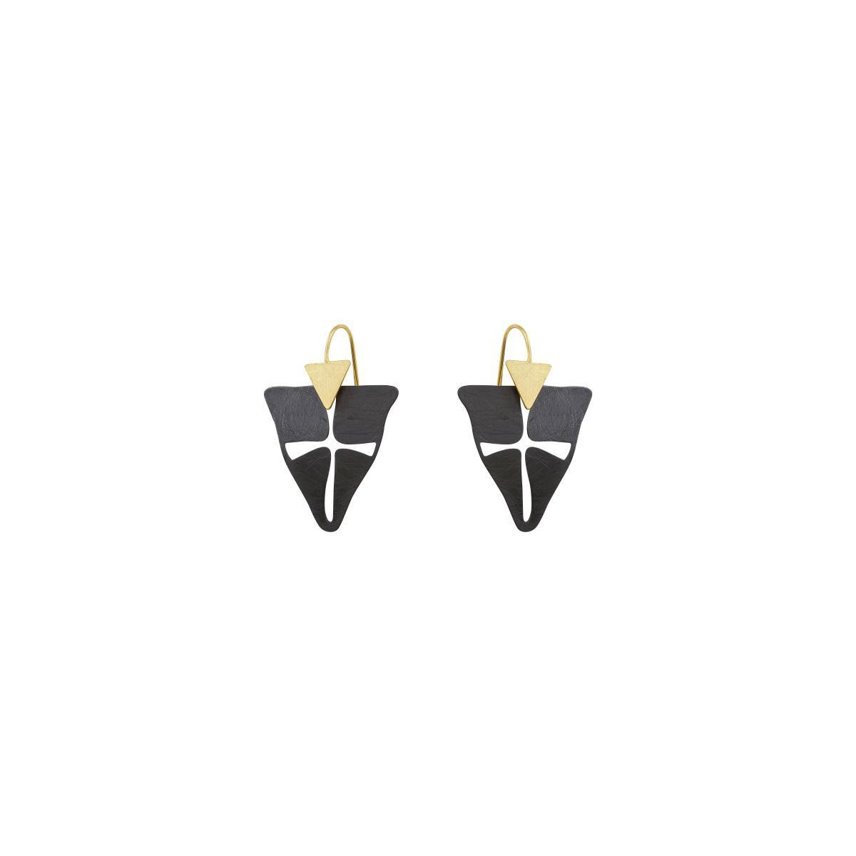 Boucles d'oreilles Bérénice  - BE0038D
