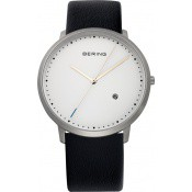 Montre Bering  Extra Plate Cuir 11139-404