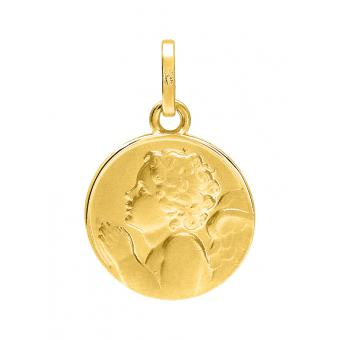 Médaille ange or 750/1000 jaune 750  (18K)