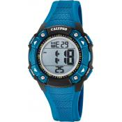 Montre Calypso Bicolore Chronographe K5728-6 - Femme