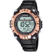 Montre Calypso Boussole Marron K5683-2 - Chronographe