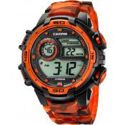 Montre Calypso Chronographe Orange K5723-5