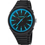 Montre Calypso Analogique Bleue K5725-3 - Homme