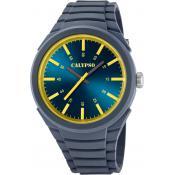 Montre Calypso Analogique Grise K5725-4 - Homme