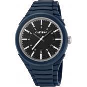 Montre Calypso Bleue Analogique K5725-5 - Homme