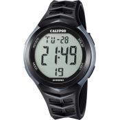 Montre Calypso Multifonctions Noire K5730-1 - Alarme