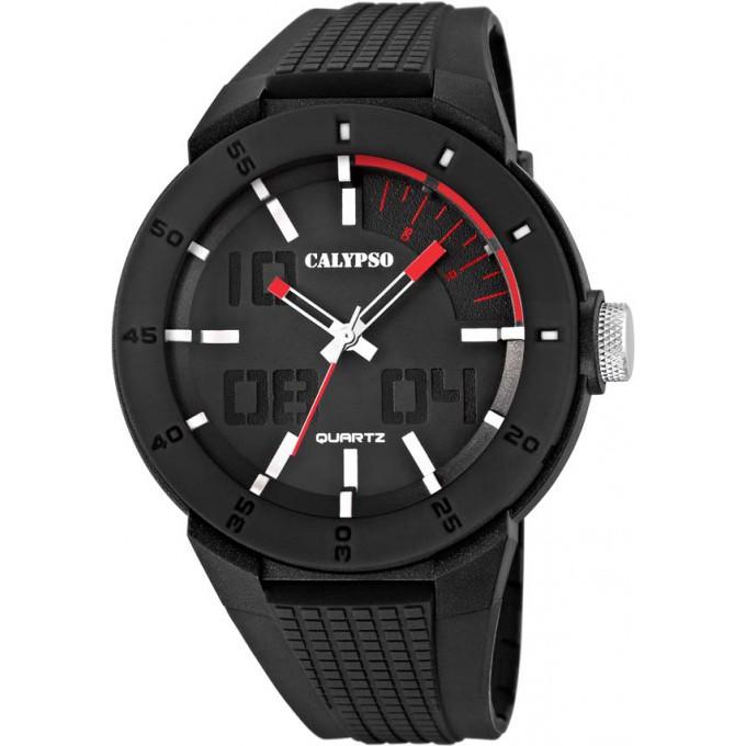 montre calypso k5629 2 montre sport noire homme sur bijourama n 1 de la montre homme femme. Black Bedroom Furniture Sets. Home Design Ideas
