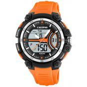 Calypso - Montre Calypso Street Style K5779-1 - Montre Orange