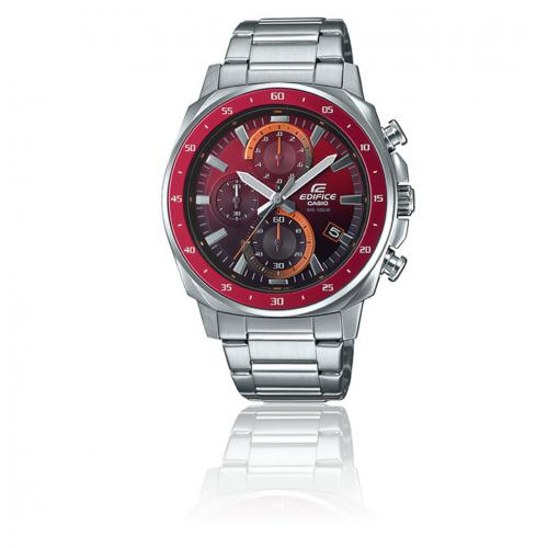 Casio - Montre Casio Edifice EFV-600D-4AVUEF - Montre Casio