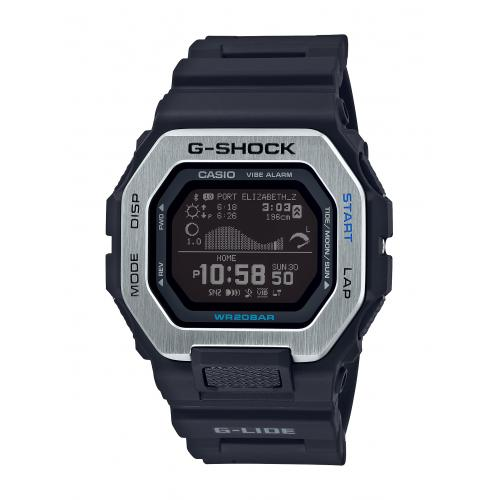 Casio - Montre homme CASIO GBX-100-1ER G-SHOCK noire - Montre Casio