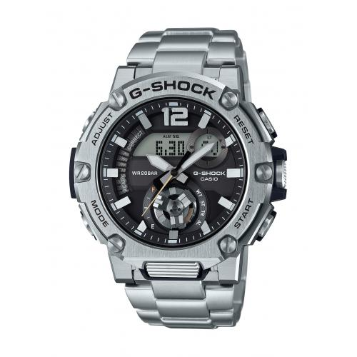Casio - Montre homme CASIO GST-B300SD-1AER  acier G-SHOCK - Montre Homme - Nouvelle Collection