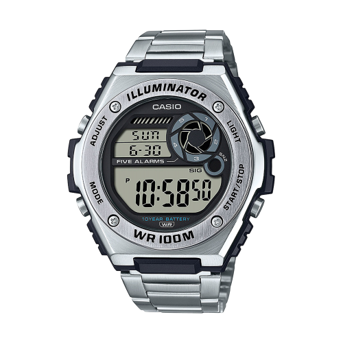 Casio - Montre CASIO MWD-100H-1AVEF - Montre Casio Sport