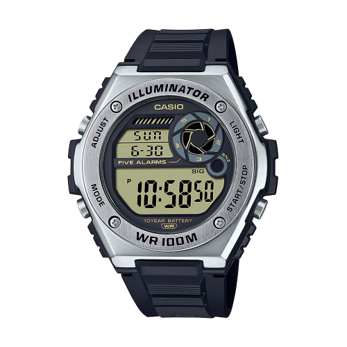 Casio - Montre CASIO MWD-100H-9AVEF - Montre Homme - Nouvelle Collection
