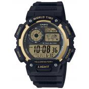 Casio - Montre Casio AE-1400WH-9AVEF - Montre Homme
