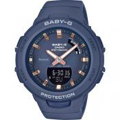 Casio - Montre Casio BABY-G bleu - Montre Chronographe
