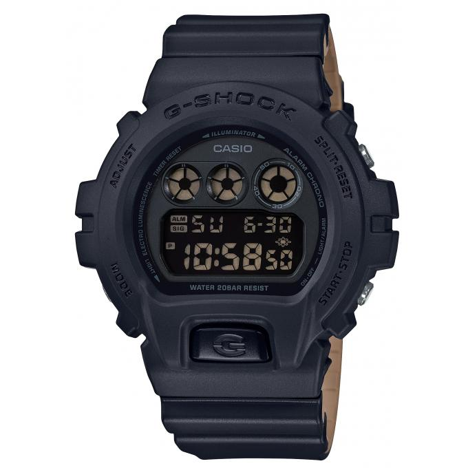 montre casio dw 6900lu 1er montre casio g shock digitale r sine bleu homme sur bijourama. Black Bedroom Furniture Sets. Home Design Ideas