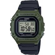 Casio - Montre Casio W-218H-3AVEF - Montre mixte unisexe