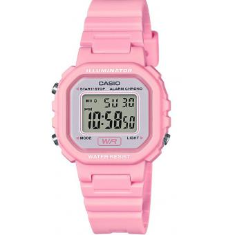 Casio - Montre Casio KIDS LA-20WH-4A1EF - Montre digitale fille