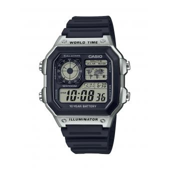 Casio - Montre Casio AE-1200WH-1CVEF - Montre Casio
