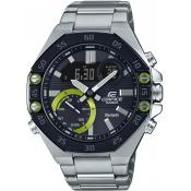 Casio - ECB-10DB-1AEF - Montre Homme Multifonction