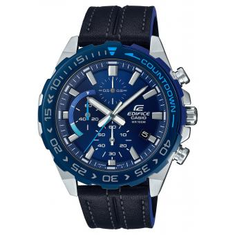 Casio - Montre Casio EFR-566BL-2AVUEF - Montre Casio