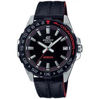 Casio - Montre Casio EFV-120BL-1AVUEF - Montre Casio