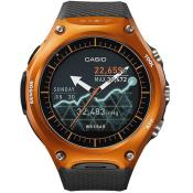 Casio - Montre Casio Smart Outdoor WSD-F10RGBAE - Montre connectee homme