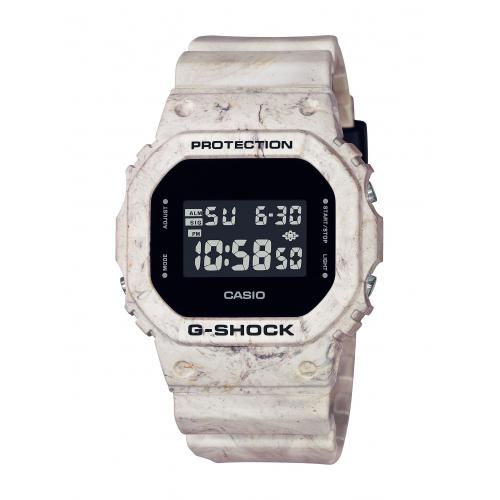 Casio - CASIO MONTRES DW-5600WM-5ER - Montre Rectangulaire