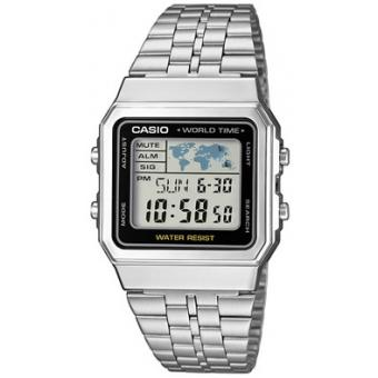 Casio - Montre Casio Retro Vintage A500WEA-1EF - Montre Casio