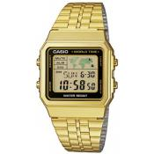 Casio - Montre Casio Retro Vintage A500WEGA-1EF - Montre Casio Vintage