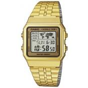 Casio - Montre Casio Retro Vintage A500WEGA-9EF - Montre Casio Vintage