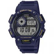 Casio - Montre Casio AE-1400WH-2AVEF - Montre Casio