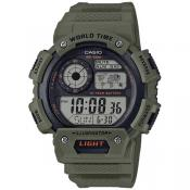 Casio - Montre Casio AE-1400WH-3AVEF - Montre Alarme