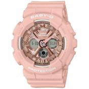 Casio - Montre Casio BA-130-4AER - Montre Rose