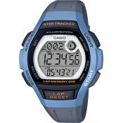 Casio - Montre Casio Casio Collection LWS-2000H-2AVEF - Montre en Plastique Femme